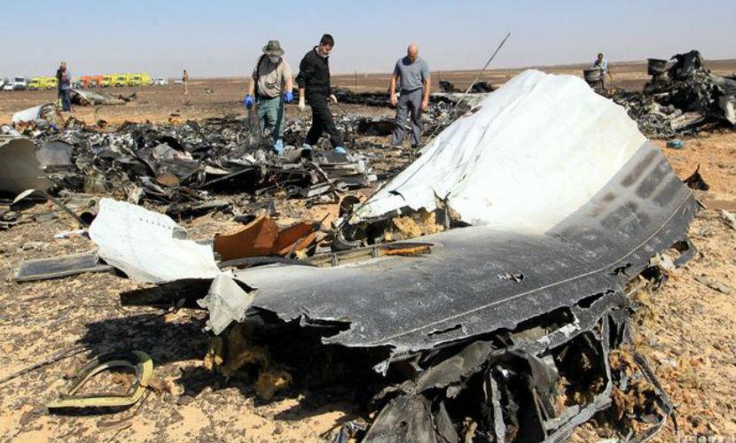 ИГИЛ взорвало А321, чтобы отомстить за операцию в Сирии