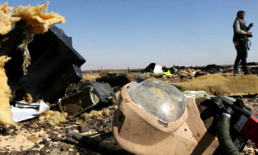 Лондон назвал виновных в крушении российского A321