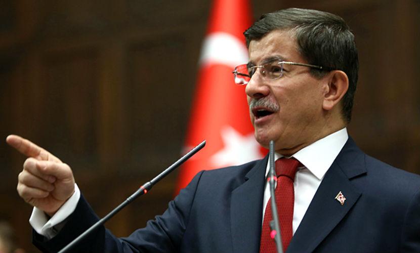 Премьер Турции заявил, что страна имела право сбить российский бомбардировщик