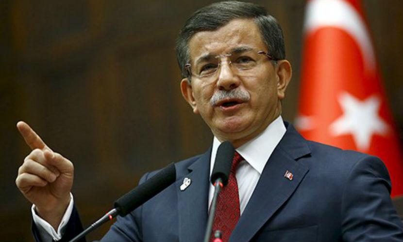 Турция ждет от России не санкций, а хладнокровных действий, - Давутоглу