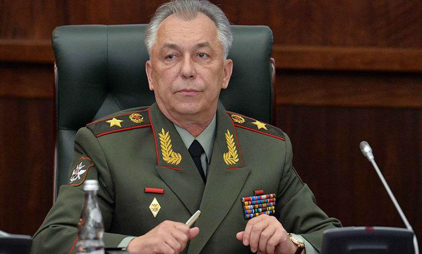Владимир Путин уволил первого заместителя Шойгу