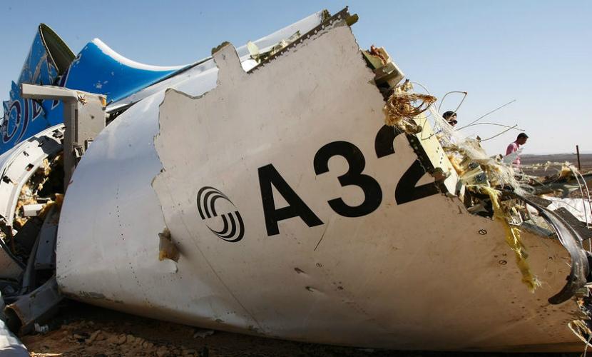 Россияне выдвинули свои версии авиакатастрофы Airbus A321 в Египте