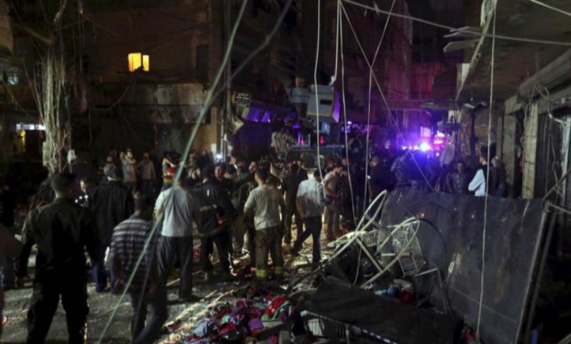 Жертвами серии взрывов в Бейруте стали 37 человек, 180 ранены