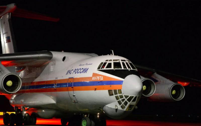 Второй самолет МЧС с телами погибших в авикатастрофе вылетел из Каира в Санкт-Петербург