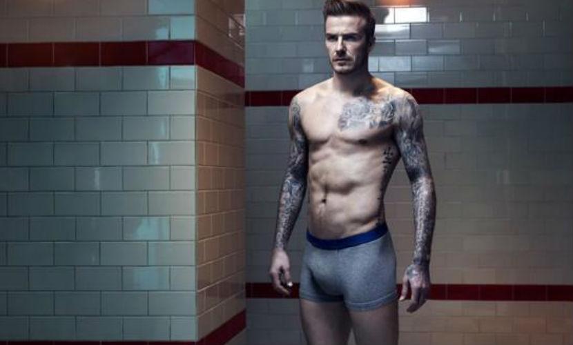 David Beckham Calvin Klein