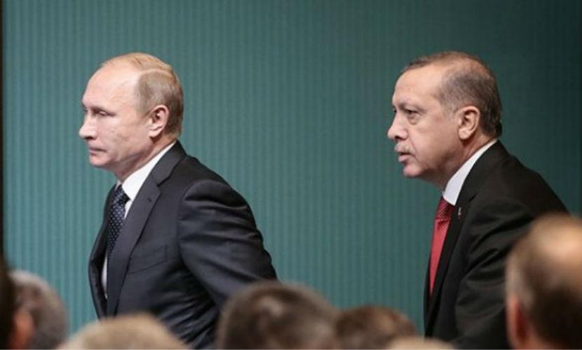 Вмешательство России в сирийский вопрос рассердило Запад, а Турция отреагировала за всех