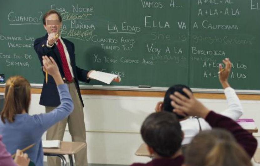 Школьный учитель из США захотел жениться на приемном сыне