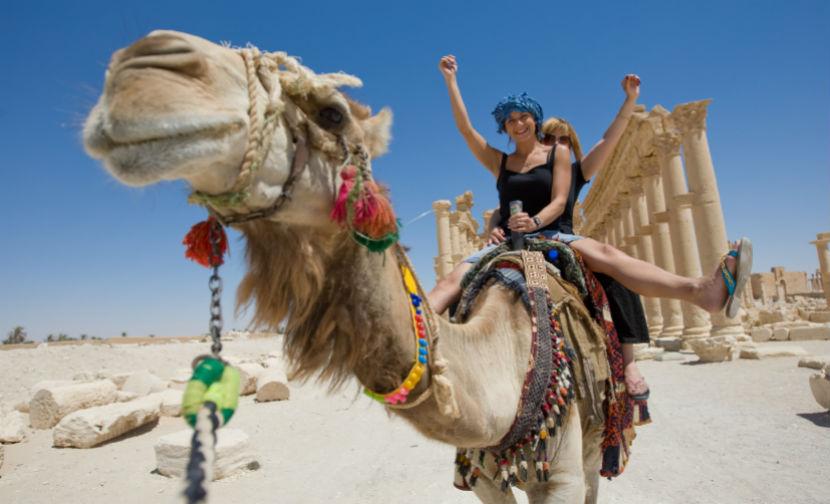 Россияне планируют поехать в Египет уже в следующем году, - социологи