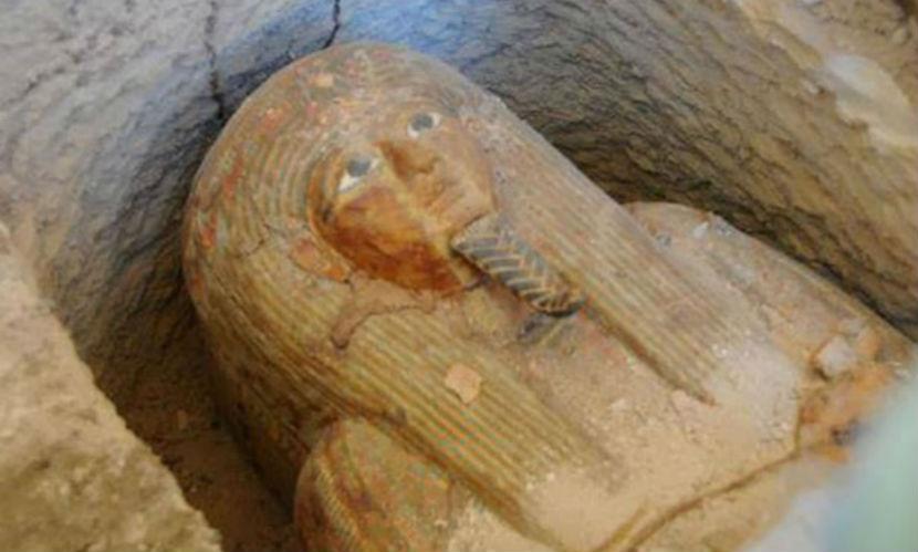 В Египте раскопали мумию первого почитателя Амона-Ра