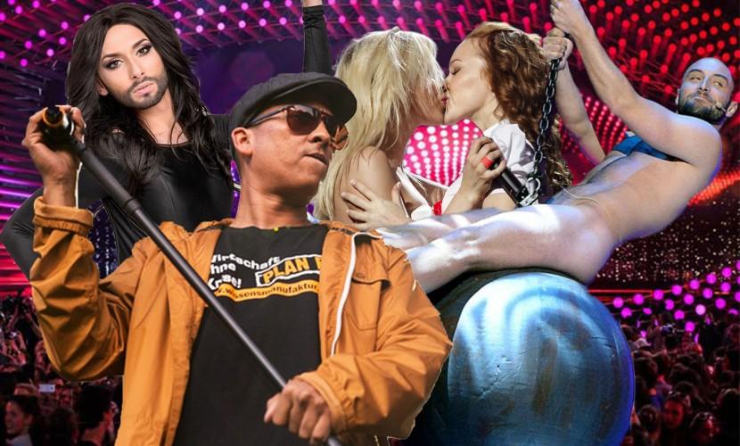 Певца-гомофоба из Германии выгнали с Евровидения