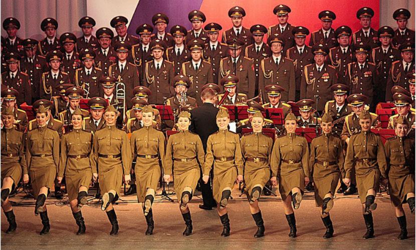 Поляки не позволили радикалам сорвать гастроли военного хора имени Александрова