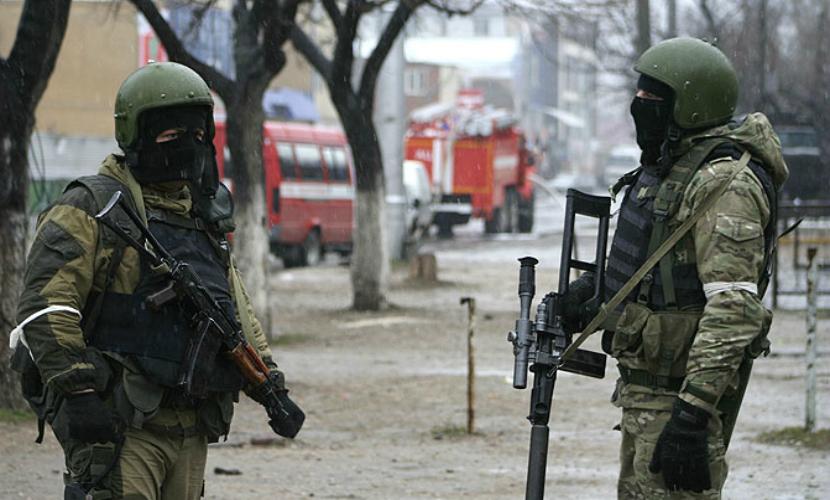 Трое боевиков уничтожены в ходе КТО на территории Дагестана