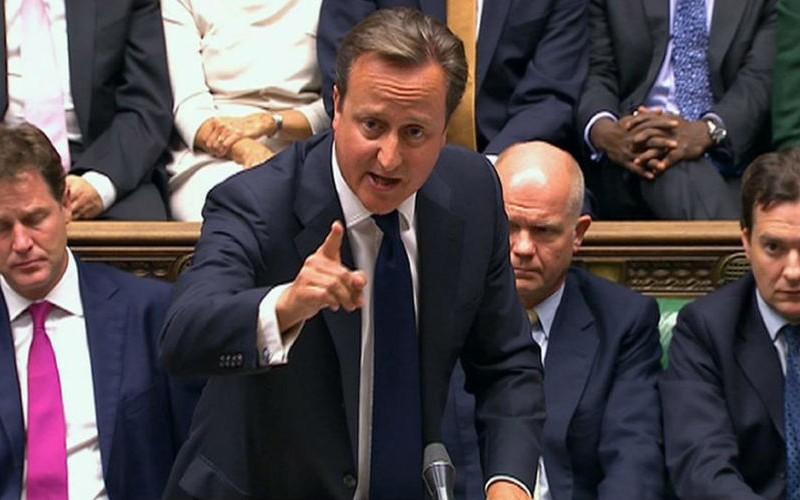 Великобритания готова выйти из ЕС, чтобы не подписывать договор с США