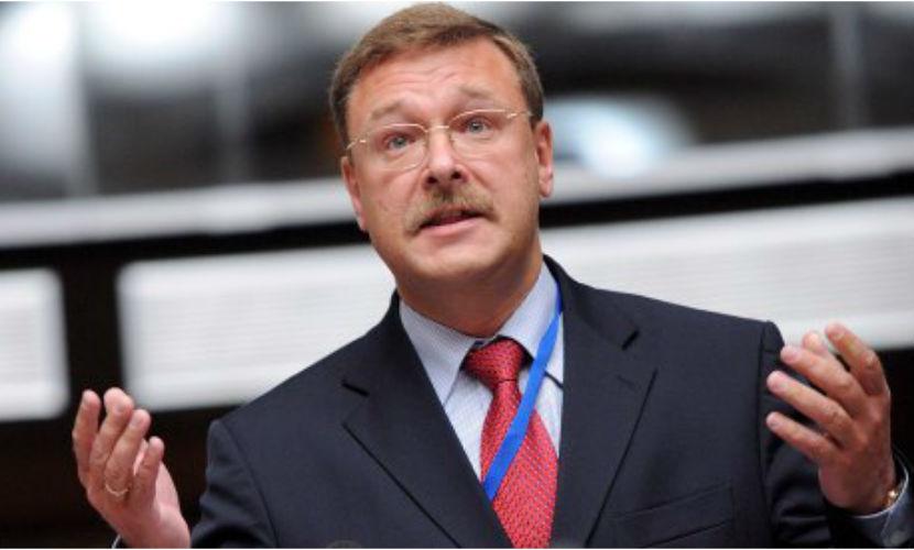 Косачев: Аннулировать действия загранпаспортов