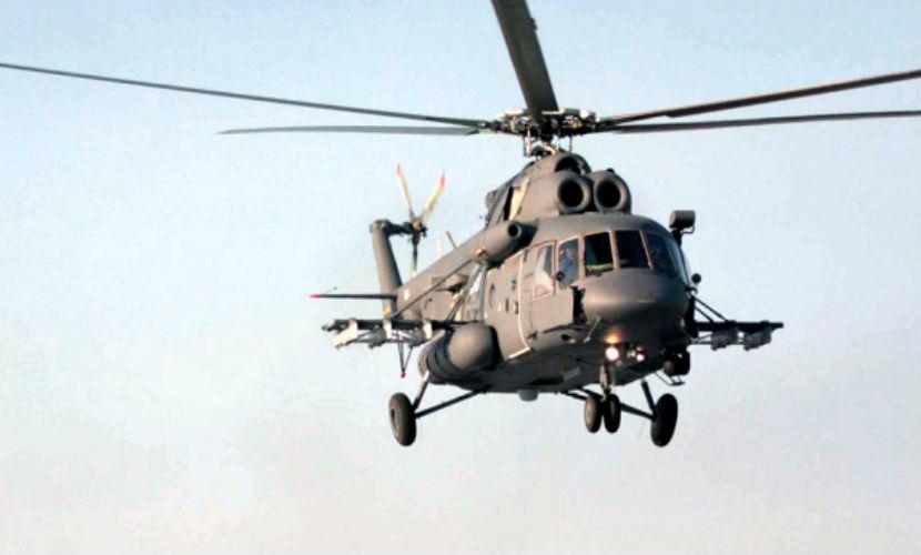 При крушении Ми-8 в Сибири погибли 10 человек, - СМИ