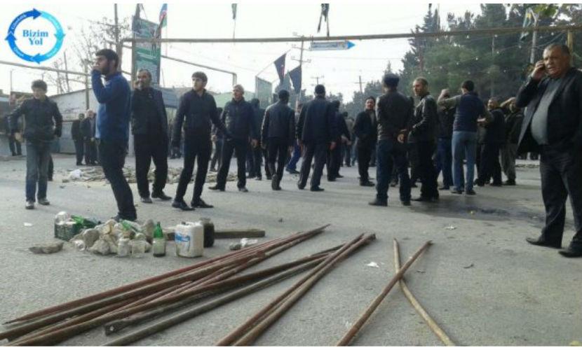 Экстремисты приготовились дать отпор полиции