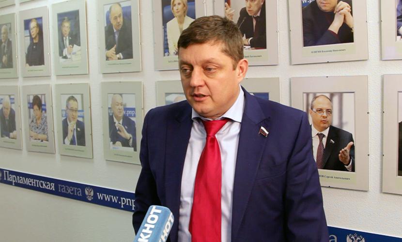 Депутат Госдумы Олег Пахолков: Руководство Украины похоже на буйного самоубийцу