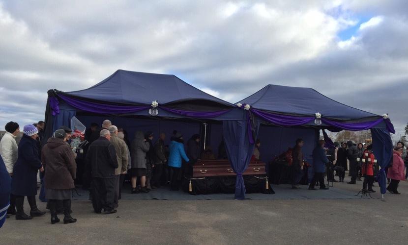 Командира разбившегося лайнера А321 похоронили под Волгоградом