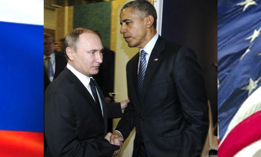 Путин и Обама обсудили инцидент со сбитым российским бомбардировщиком