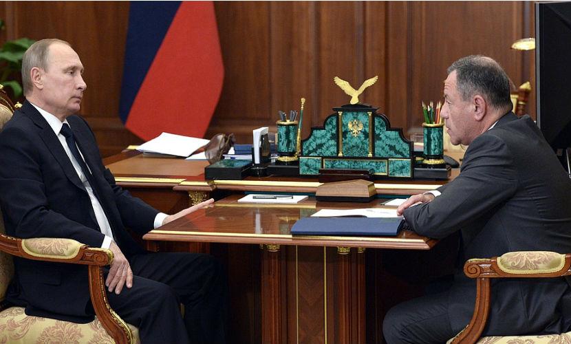 Правительству досталось от Путина за малый бизнес
