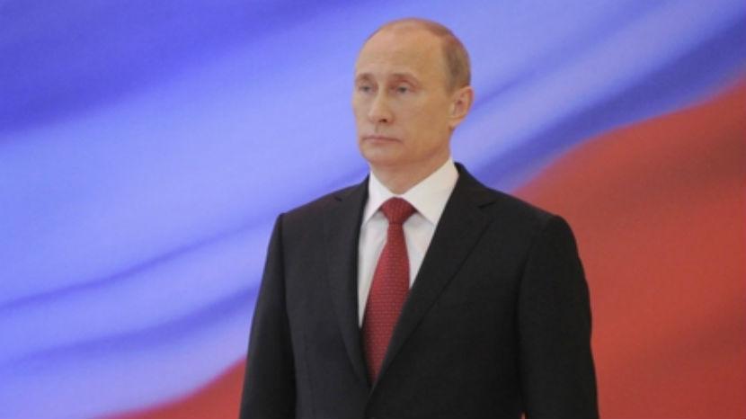 Владимир Путин выразил соболезнование семье Лесина