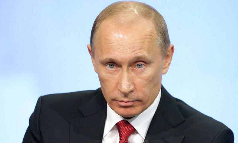 Путин о сбитом бомбардировщике: это