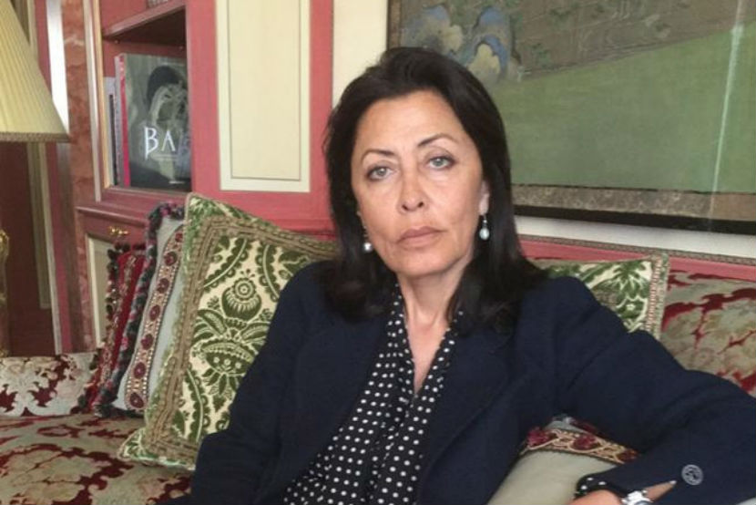 Таня Раппо, арестованная за мошенничество, обвиняет олигарха во вторжении в частную жизнь