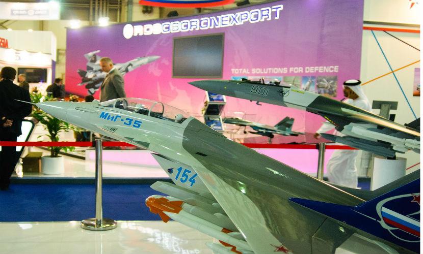 Российская военная техника едет поражать мир в Дубае