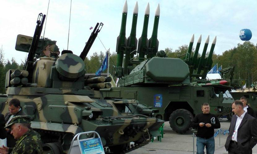 Россия заработала $15 млрд на экспорте вооружений
