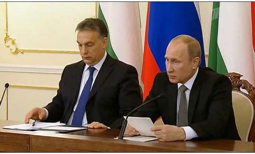 Еврокомиссия снова преследует Венгрию из-за сотрудничества с Россией