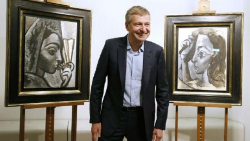 Две картины, которые у наследницы украл посредник, пришлось вернуть