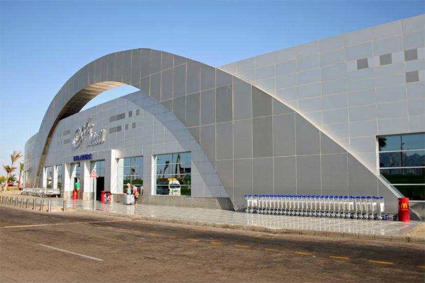 Российские спецы проверят безопасность египетских аэропортов