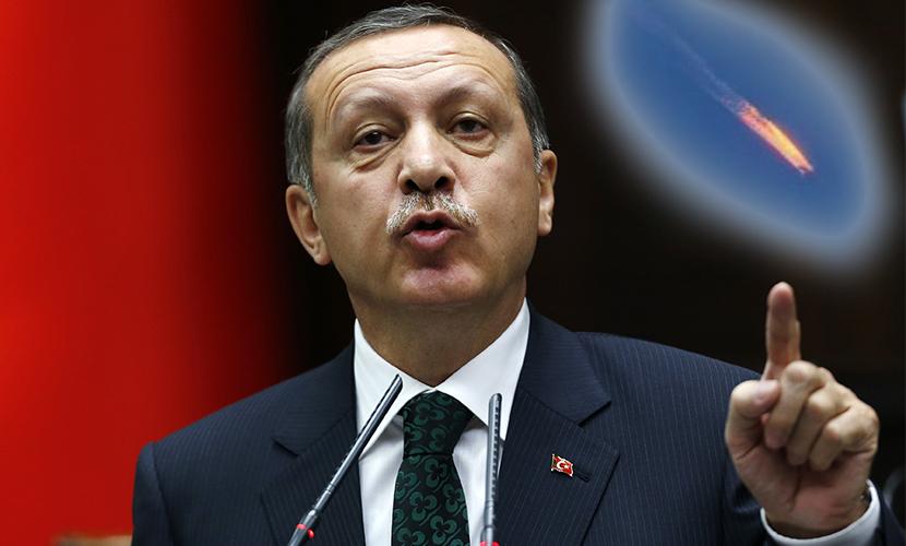 Сбивая российский самолет, Эрдоган спасал нефтяной бизнес зятя