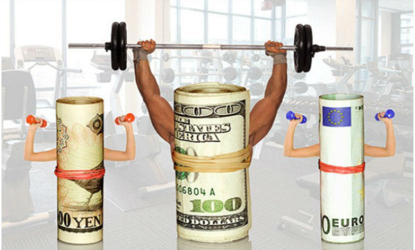 Экономика США пострадала от сильного доллара