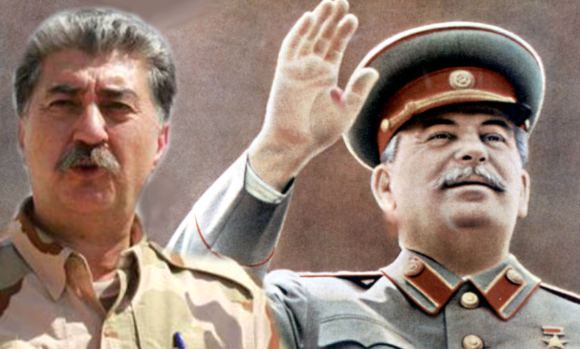 Похожий на Сталина лидер Курдской партии Свободы становится новым героем интернет-мемов