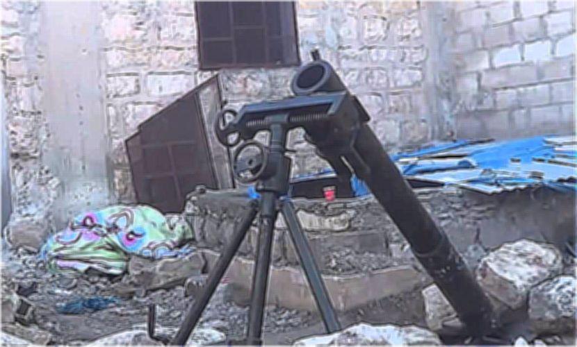 Три российских журналиста попали под минометный огонь террористов в Сирии