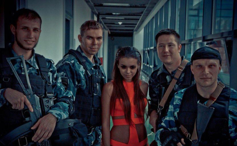 Студентка из Волгограда в сериале о зомби-апокалипсисе превратилась в «муранью»