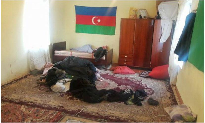 Шесть человек погибли в ходе спецоперации против исламских экстремистов в пригороде Баку