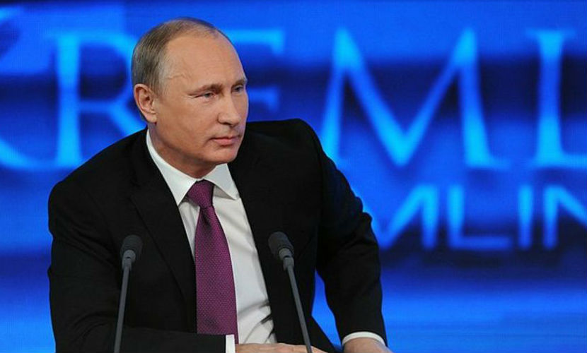 Пресс-конференция Владимира Путина назначена на 17 декабря