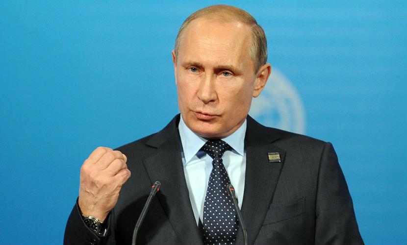 Путин обвинил Турцию в пособничестве терроризму и потребовал извинений