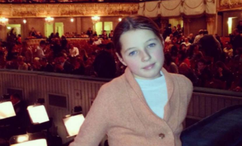 Волочкова пристрастила дочку к театру