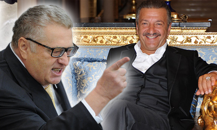 Жириновский обвинил бывшего владельца