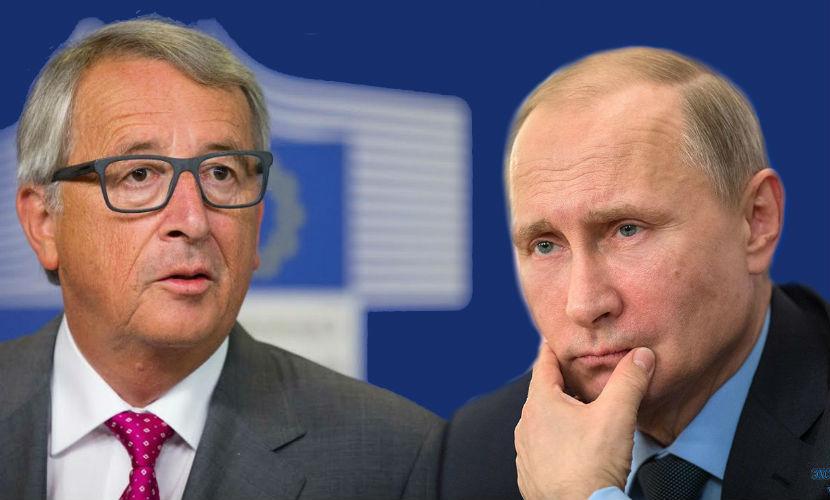 Глава Еврокомиссии написал письмо Путину с просьбой о дружбе ЕС и ЕАЭС