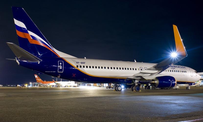 Лайнер, летевший из Москвы в Гонконг, экстренно приземлился в Новосибирске
