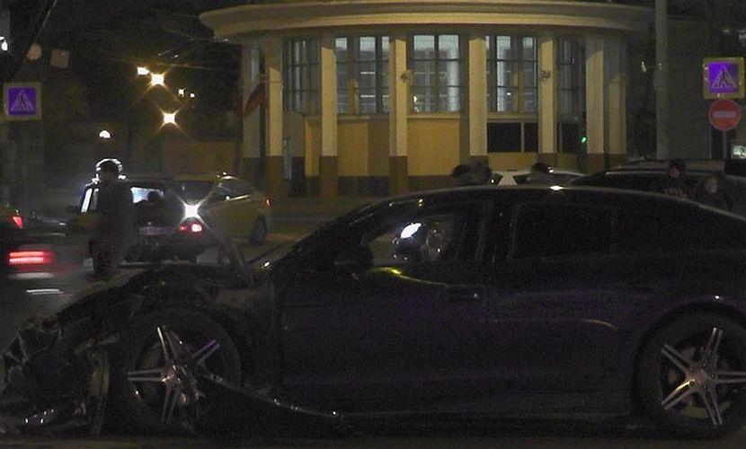 Владелец машины-виновницы аварии на Крымском мосту 180 раз нарушил ПДД
