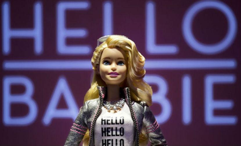 Куклы Barbie, следящие за детьми, шокировали американцев
