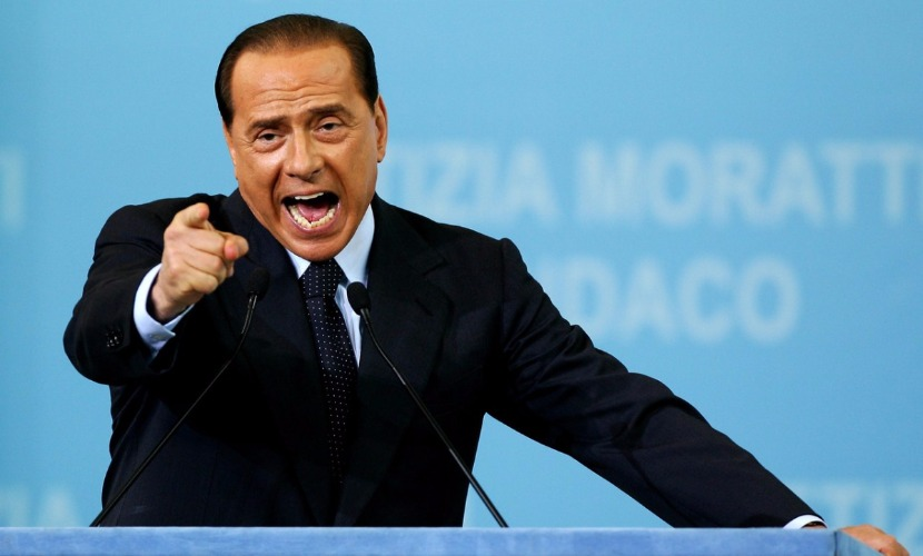 Берлускони подверг резкой критике Евросоюз за санкции в отношении России