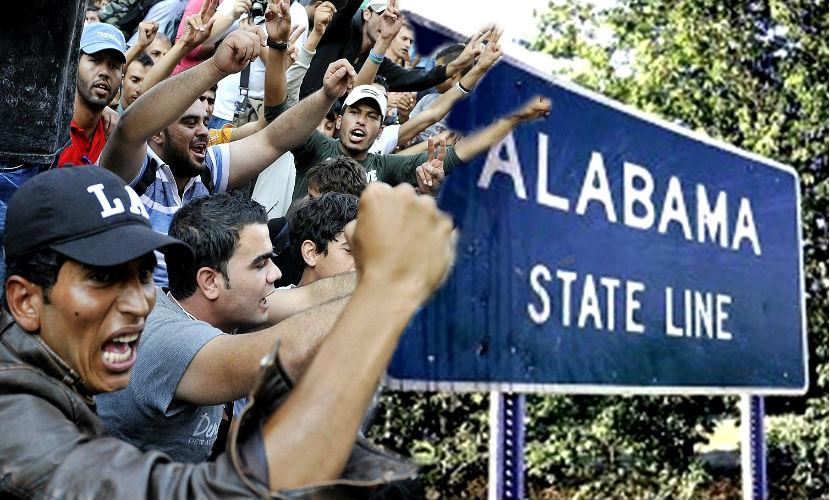 Американский штат Алабама закрыл границы для беженцев из Сирии