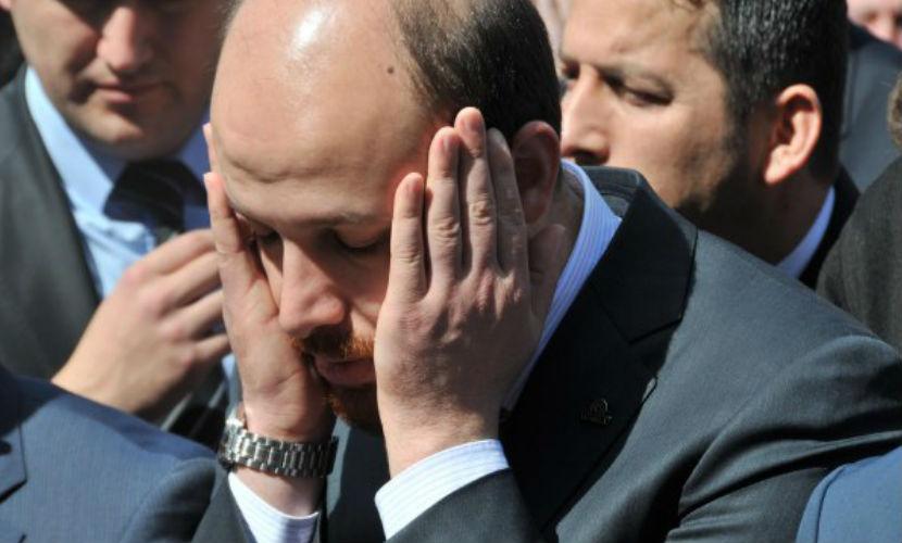 У Кремля есть данные о причастности сына Эрдогана к торговле нефтью с ИГИЛ