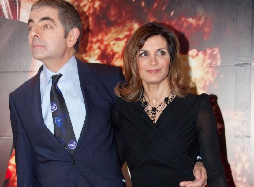 Мистер Бин развелся с женой после 25 лет брака ради любви к молодой комедиантке